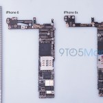 Photos of iPhone 6S components and shell leaked