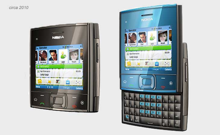 don�t call it a comeback nokia phones through the years