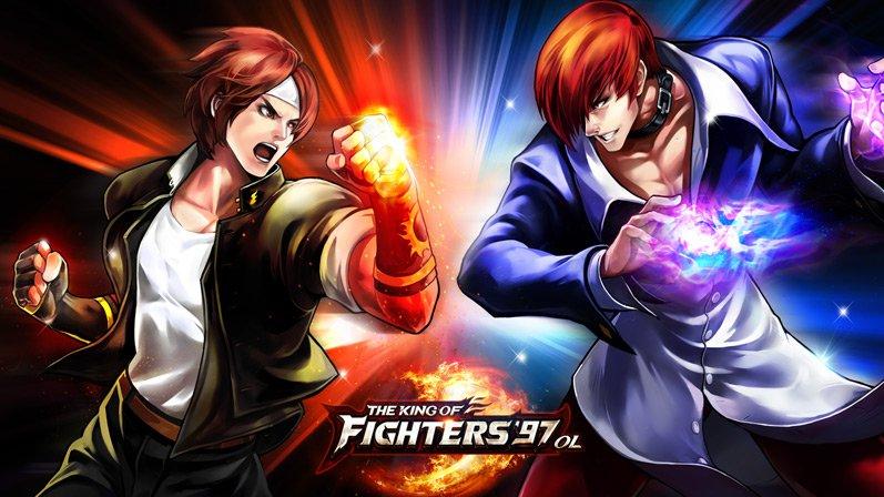 Iori Yagami Wallpaper 3d The King Of Fighters 97 Ol Novo Jogo Chin 234 S De Kof Est 225