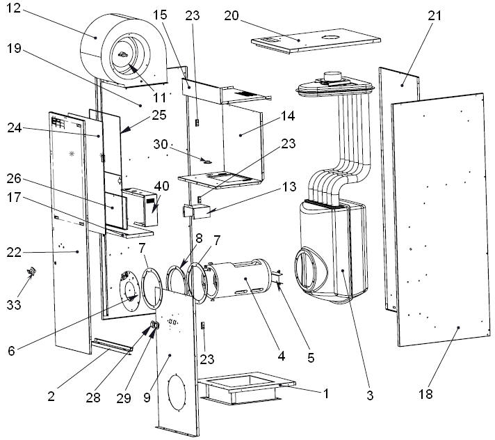 add a furnace blower wiring diagram