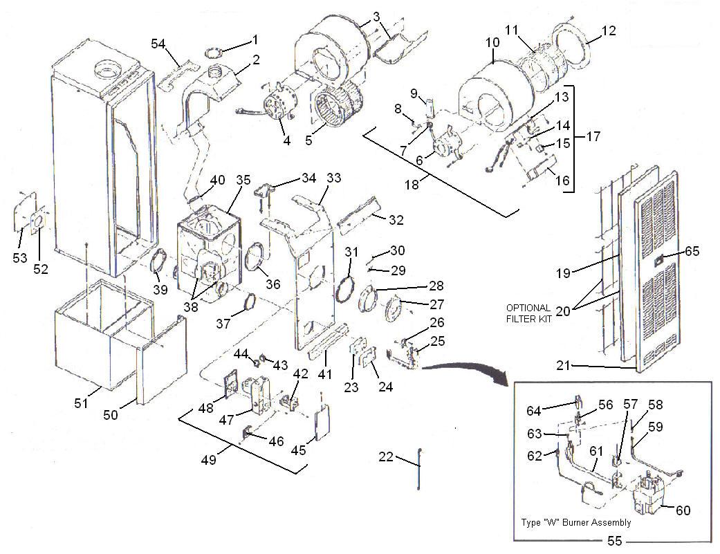 nordyne furnace wiring diagram mgb