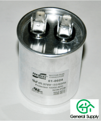 Capacitor for Nordyne M7 Series Gas Furnace PN 01-0024 ...