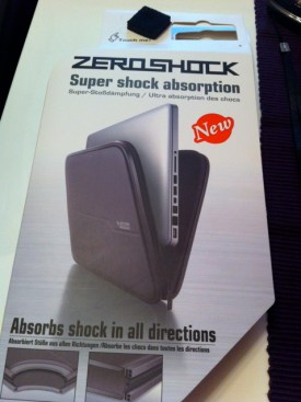 ZEROSHOCK   13,3 Notebook Tasche im Test   optimal fürs MacBook
