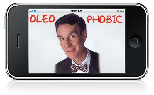 oleophobic