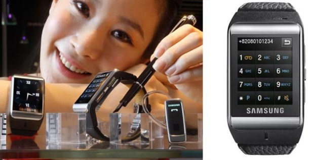 Samsung S9110 Challenges LG GD910 for Watch Phone Supremacy