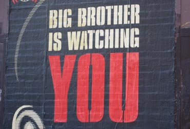 Big Brother is Watching All Palm Pre Owners