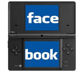Upload Facebook Profile Pictures from Nintendo DSi