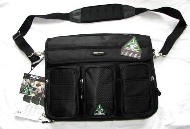 REVIEW - Mobile Edge ScanFast Messenger Laptop Bag