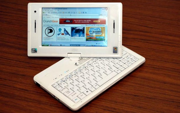 Checking Out the Viliv S7 Convertible Netbook