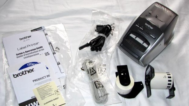 REVIEW - Brother QL-570 Professional Label Printer