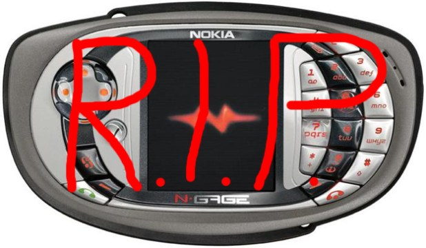 Nokia N-Gage to Kick the Bucket in September 2010