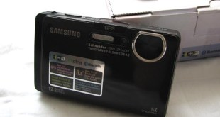 REVIEW  - Samsung ST1000 Digital Camera