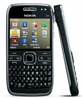 Nokia E72 Smartphone Finally Hits USA Retail
