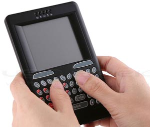 Wireless Handheld Keyboard and Trackpad for HTPCs?