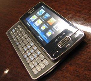 Telus Mobility Releases LG IQ Smartphone