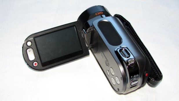 REVIEW - Samsung HMX-H106 SSD HD Camcorder