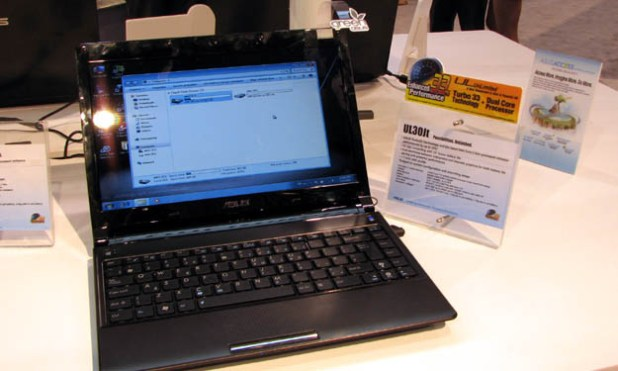 Asus UL30Jt Notebook with Core i7 and Turbo33 Technology