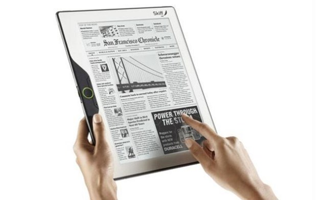 Skiff Reader Offers Big eBooks in Thin Package