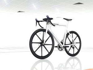 Formula 1 engineers create BERU Factor 001 bicycle