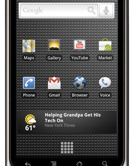 Google Nexus One phone headed for Sprint