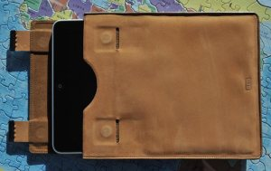 Case Mate Premium Leather Apple iPad Case - Photo: Mobile Magazine