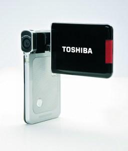 Toshiba Camileo S20 HD Camcorder - Photo: Toshiba