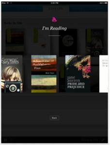 Kobo eReader for the Apple iPad