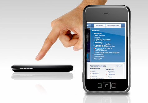 """TrueTouch by Cypress adds """"Hover"""" to touchscreen devices"""