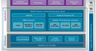 Discretix multi-scheme content protection