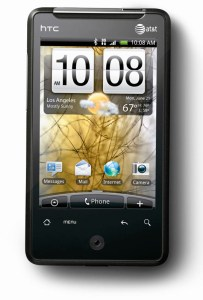 HTC Aria Android 2.1 phone headed to AT&T June 20