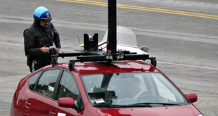 Google Street View vehicle