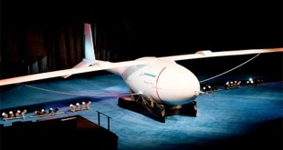 Boeing Phantom Eye hydrogen-powered unmanned bomber plane