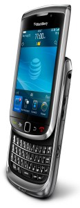 """RIM BlackBerry Torch 9800 headed for AT&T and Canada """"soon"""""""