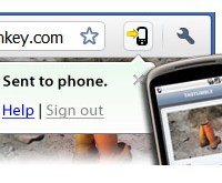 chrome-to-phone