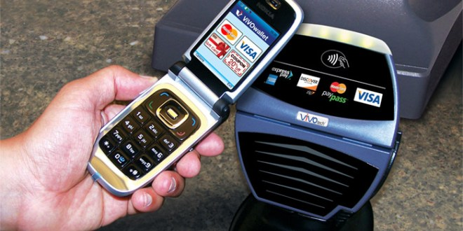 Vivotech NFC payment platform for mobile phones Photo: Vivotech.com