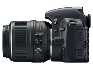 Nikon D3100 DSLR Camera first of Nikon's to have HD 1080p