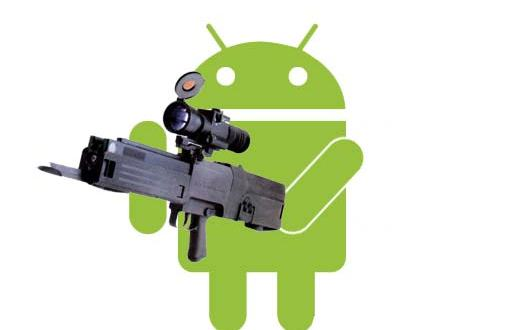 android-military
