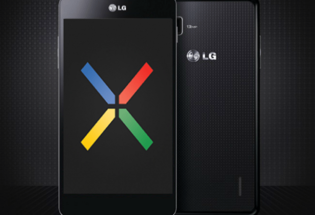 LG optimus g running Nexus Android