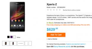 Sony-Xperia-Z-US