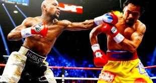 Mayweather Defeats Pacquiao