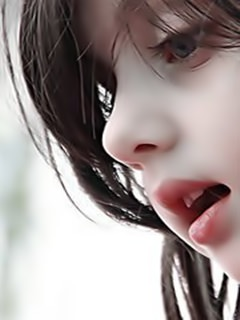 Sweet Cute Wallpapers 240x320 Cute Girl Wallpaper