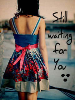 Wallpaper Download Alone Girl Download Still Waiting 4 You Wallpaper Mobile Wallpapers