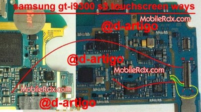 Samsung S3 I9300 Touch Screen Not Working Ways Solution - MobileRdx