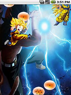 Dragon Ball Goku Vegeta Live Wallpaper Free Android Live Wallpaper download - Download the Free ...