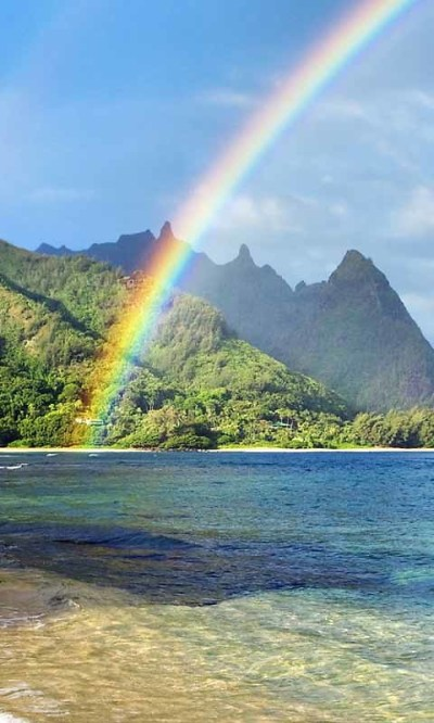 Real Rainbow Live Wallpaper Free Android Live Wallpaper download - Download the Free Real ...