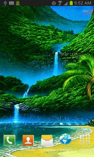 Green Nature Live Wallpaper Free Android Live Wallpaper download - Download the Free Green ...