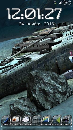 Aquarium 3d Live Wallpaper Pro Download Free Android Wallpaper Titanic 3d 2796