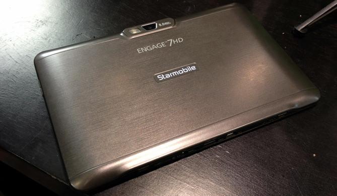 Starmobile Engage 7HD Premium Design
