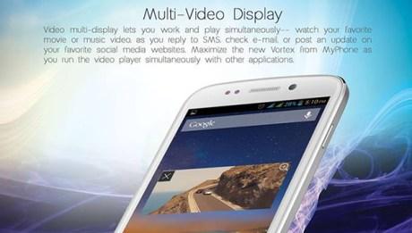MyPhone Vortex Official Teaser Multi Video