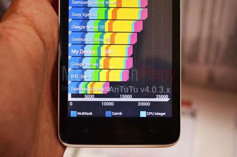 MyPhone Rio vs Other Phones